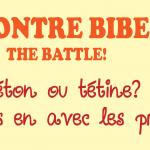 NICHON VERSUS BIBERON (ou la mamelle contre la bouteille!)