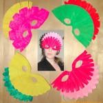 Bas les masques! (DIY facile / Pas cher / Efficace pour le carnaval!)