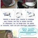Rehausse ta vie avec le réhausseur de chaise BabyBjörn (Test + Cadeau inside!!!)