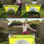 J'ai testé… Le lit parapluie (mais pas que…) Badabulle! (Test + Cadeau / Concours!)