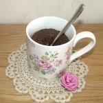 T'as 3 minutes là? Tu voudrais pas un mug cake? (Recette Tuto Photo insiiiiiide!) ((Deviendrais-je Blog Culinaire?))