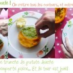 Quand je m'essaie au Food Art, ça donne ça! (Avec «Petits Bouts de Chefs», le concours culinaire Blédichef!)