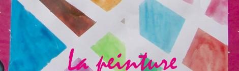 Découverte + DIY: Toutes mes activités créatives de Nathan: La Peinture Au Scotch!