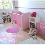 Une vraie chambre de fille… (pleine de DIY)