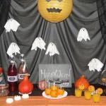 4 DIY pour un joli goûter d'HALLOWEEN (Sweet table)