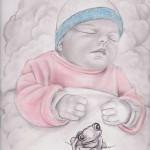 S'envoler avant même de naître… (Récit de Maman)
