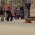 Les différents types de parents au cours de Baby Gym… #humour