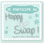 Happy New Swap (Ou comment être couverte de cadeaux!)