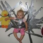 DIY avec du masking tape! (Idée activité pour enfants!)