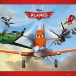 Encore des nouveautés Disney… (Ouai, mais avec un cadeau!!! DVD de Planes!)