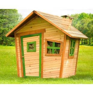 Dans notre jardin de r ve zoom sur les cabanes pour enfants allo maman dodo - Cabane jardin oui oui rennes ...