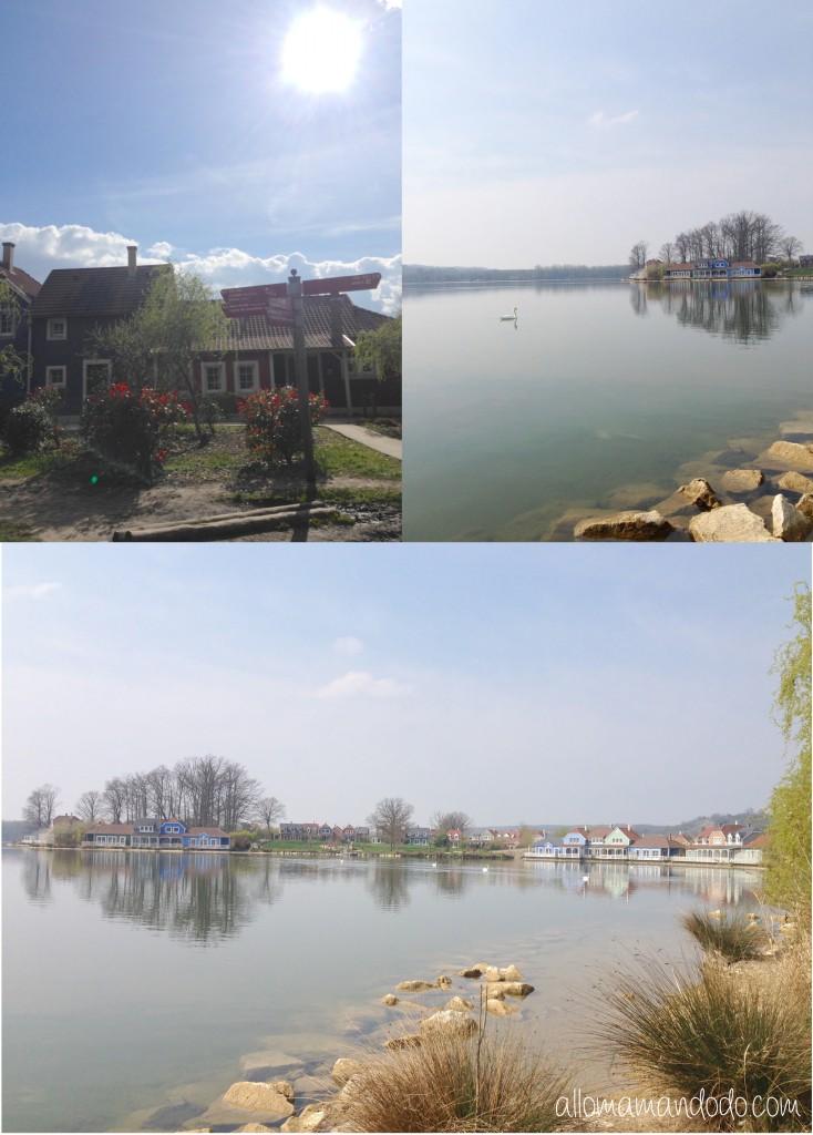 paysage center parc