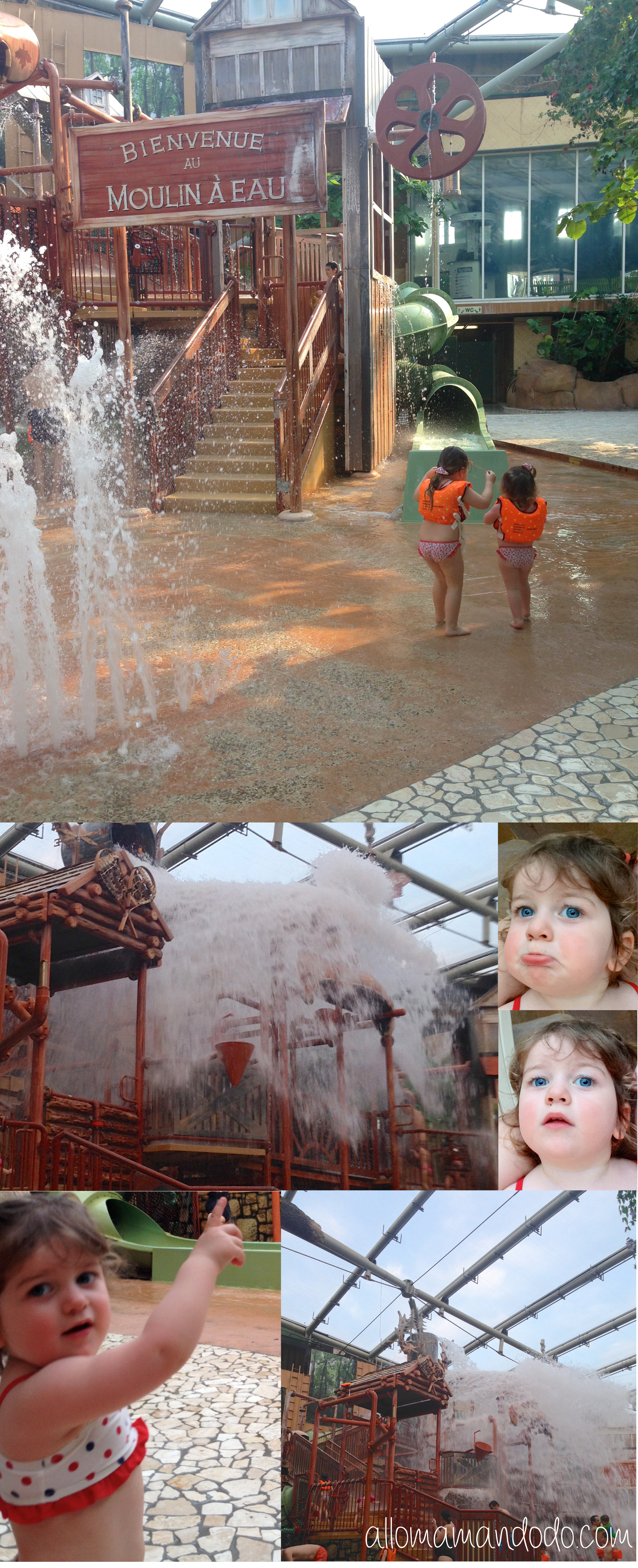 Les 10 bonnes raisons d 39 aller center parcs en famille for Piscine center parc