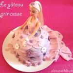 DIY / Tuto Gâteau Princesse d'Anniversaire! (Plus facile que tu ne le crois!)