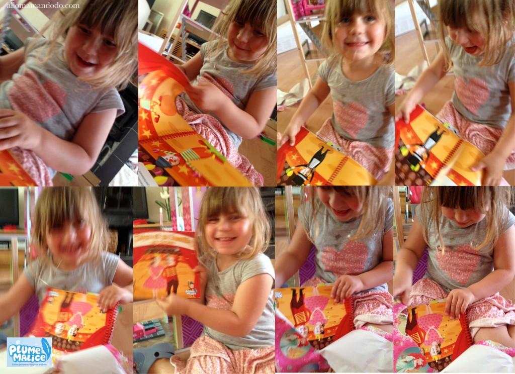 livre photo enfant