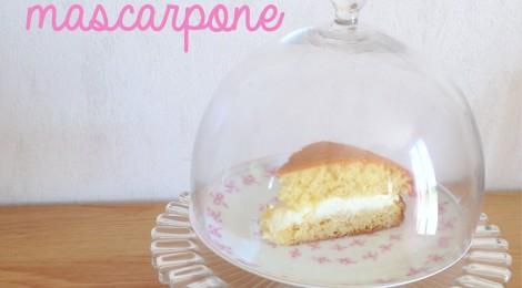 Le Gâteau au mascarpone ! (Recette facile et délicieuse!)