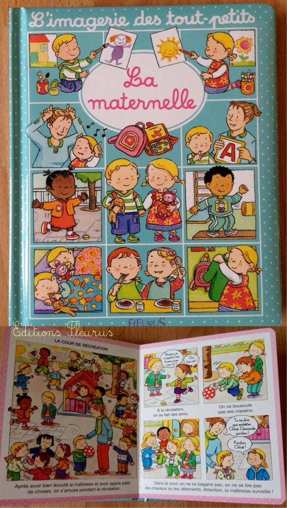 livre imagerie école fleurus maternelle