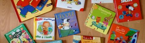 Des livres sur l'école! (17 lectures pour une rentrée réussie!)