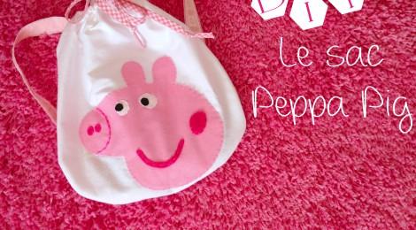 Son premier sac de maternelle… ( DIY / Couture facile )