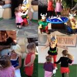 La forêt d'Idéfix: Le paradis des enfants au Parc Astérix!