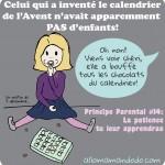Principe Parental #14: La patience, tu leur apprendras (#humour)