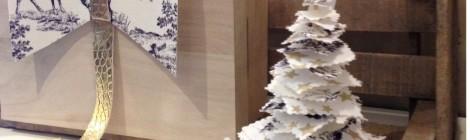 DIY Sapin de Noël en Tissu!