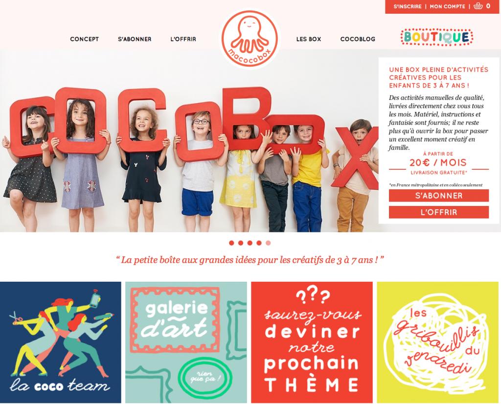 site cocobox
