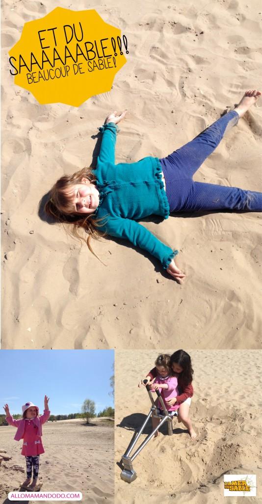 la mer de sable parc