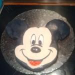 Tuto DIY: Le Gâteau Mickey!