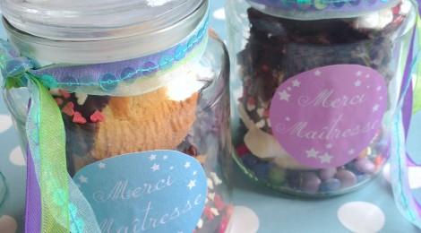 DIY: Le Cadeau pour la Maîtresse: Le pot de gourmandises! (+ Etiquettes à imprimer!)