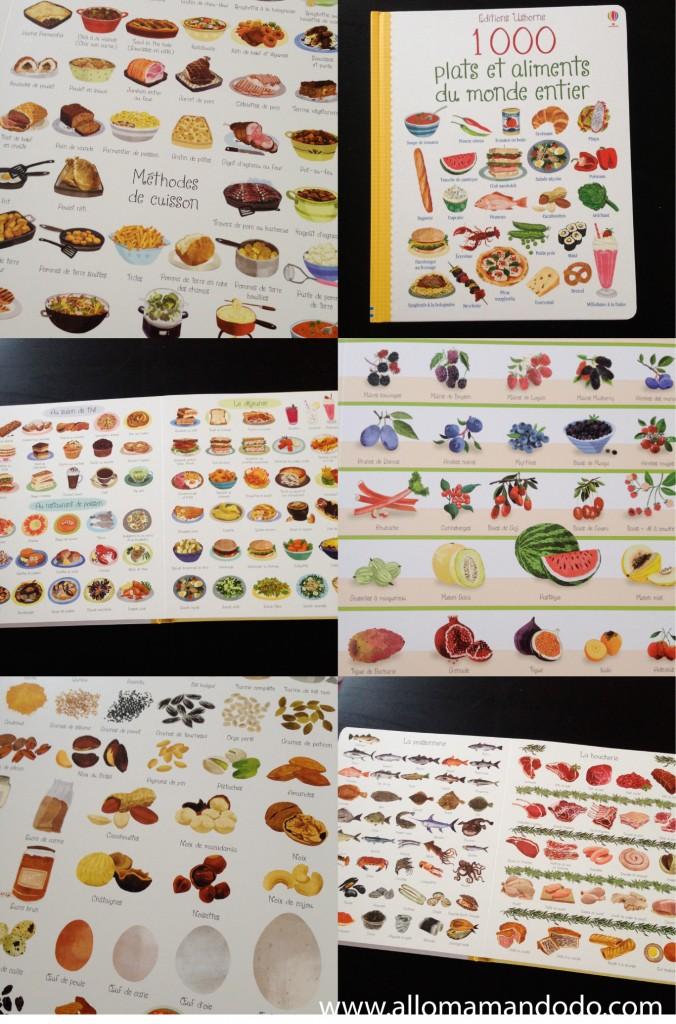 livre aliments nourriture enfants