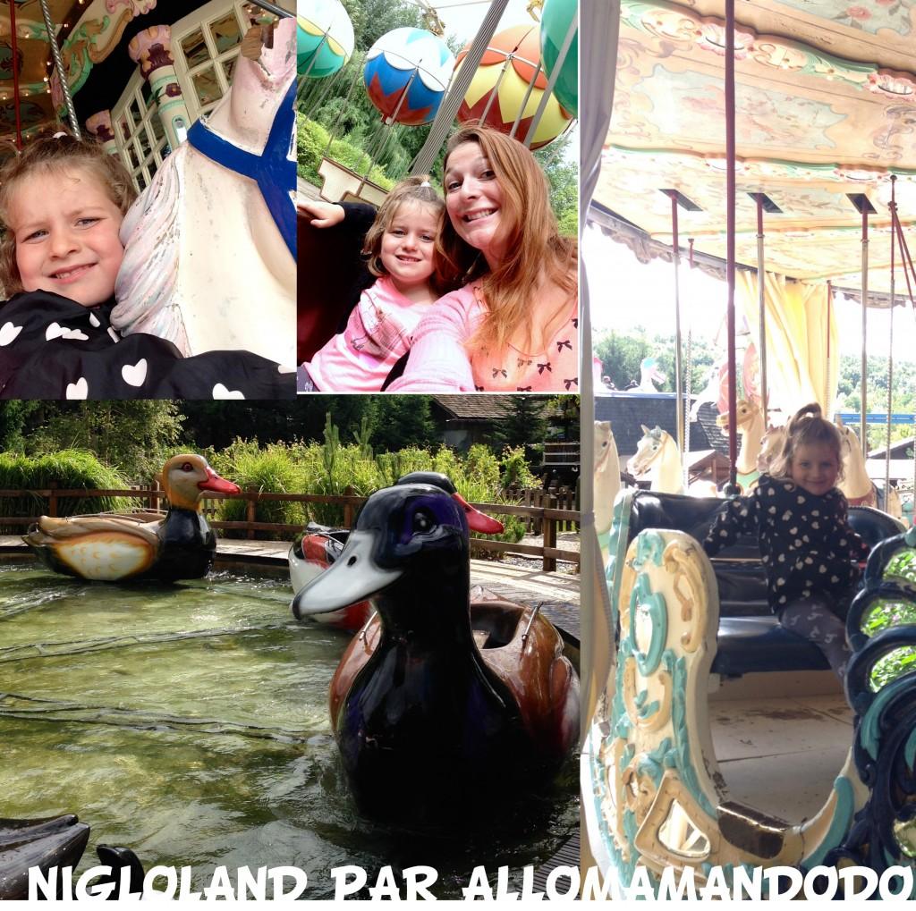 nigloland 3 ans petit