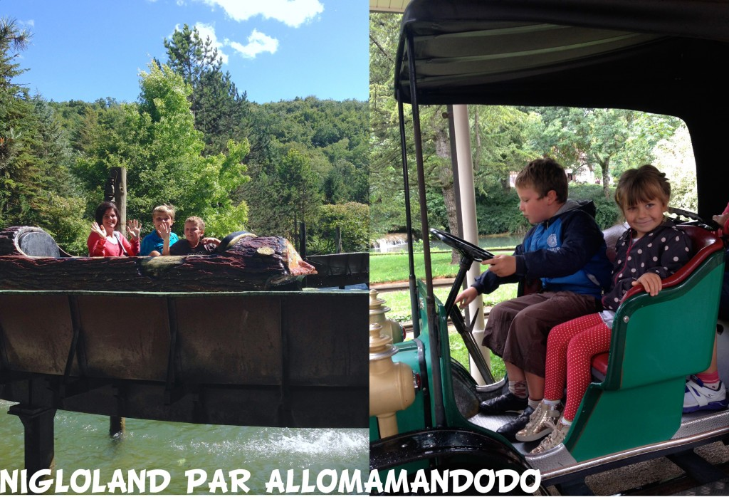 nigloland 8 ans parc