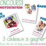 Des souvenirs éternels grâce à Photostation (Concours!)