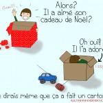 Les cadeaux de Noël: Ca cartonne! (Arnaque Parentale n° 18!) #humour