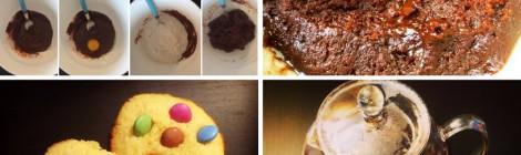 Cuisinez facile avec Saveurs, Malice et Gourmandises! (Brownie et Amaretti qui déchirent!)