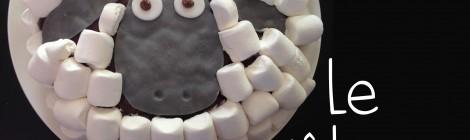 DIY: Le Gâteau Mouton en Chamallow! (Tuto Photos)