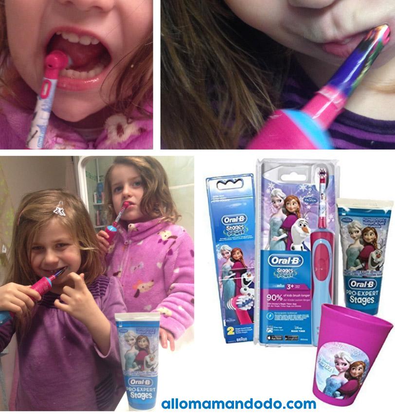 brosser dents enfants
