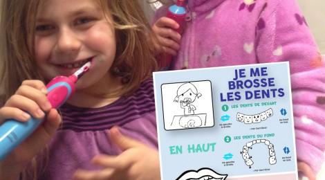 5 astuces pour se brosser les dents! (Fiche pratique + Concours!)