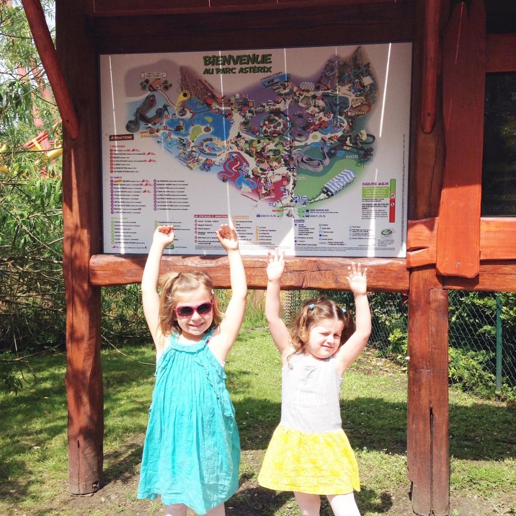 parc asterix en famille