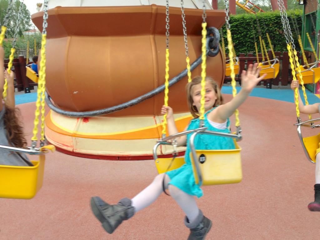 parc astérix famille