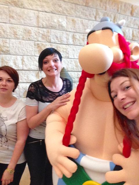 rencontre obelix selfie blog
