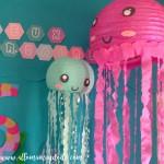 DIY: La Méduse en Papier