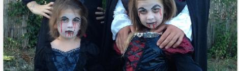 Déguise-Toi pour Halloween: La Famille Vampire ! (+ Concours )