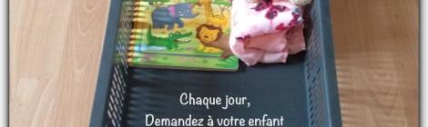 Calendrier de l'Avent inversé ( Apprendre Aux enfants A Donner Pour Recevoir )
