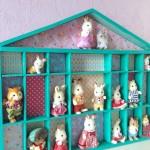 DIY: Customise une maisonnette pour tes figurines! ( Sylvanian Families )