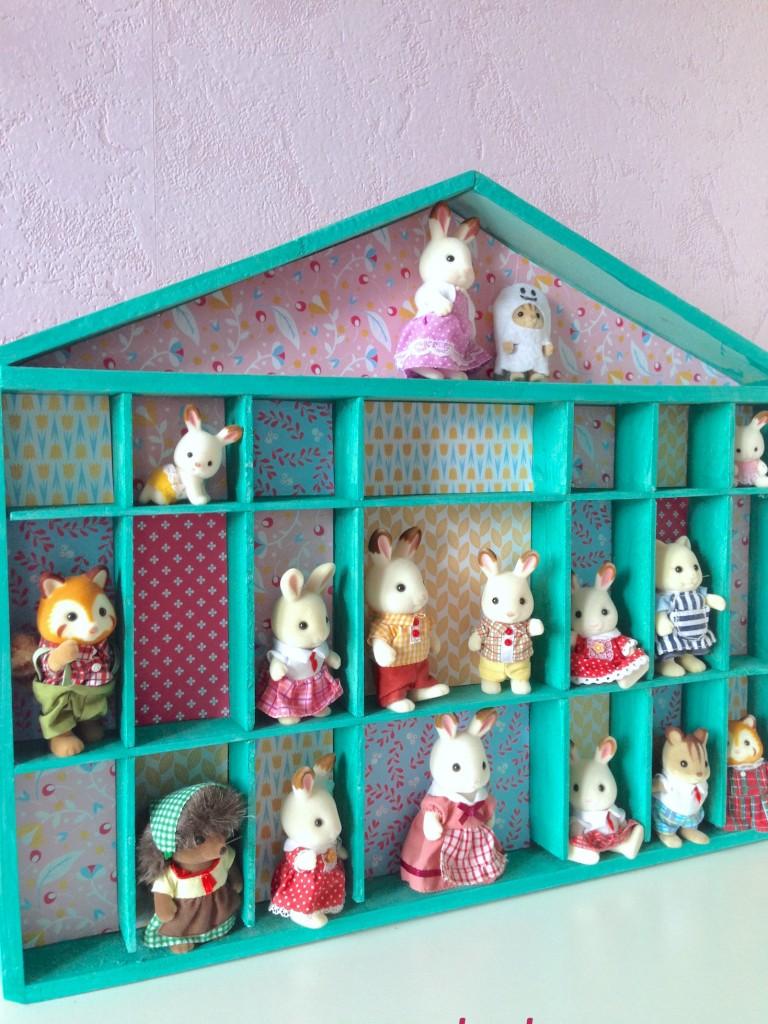 maison bois déco chambre enfant