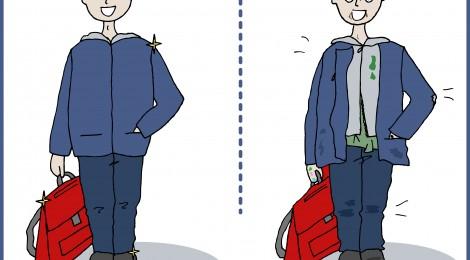 L'école: Avant / Après (Humour) #VisMaVieDeParent : Arnaque parentale n° 16