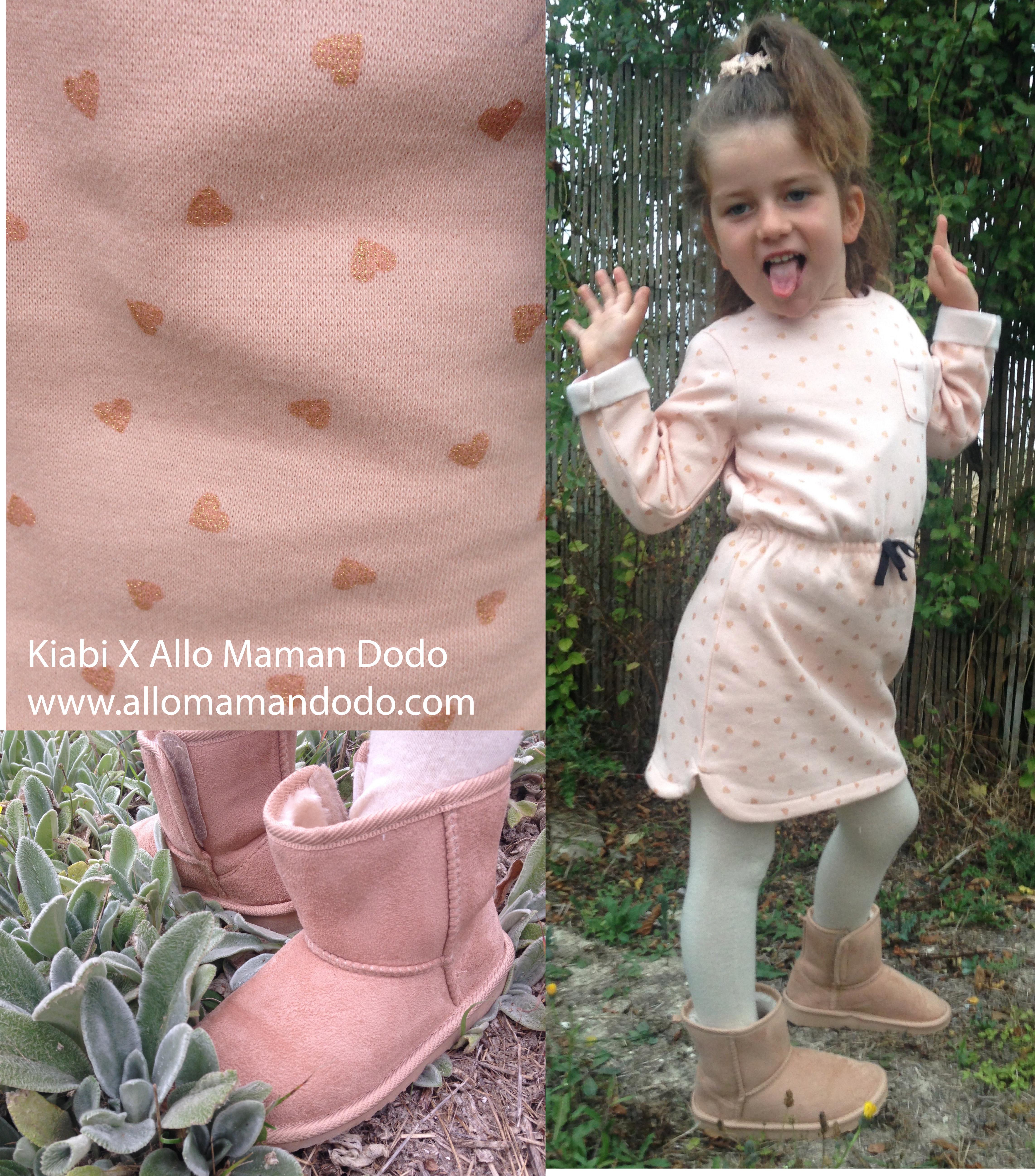 mission kiabi habiller toute la famille avec un mini budget allo maman dodo. Black Bedroom Furniture Sets. Home Design Ideas