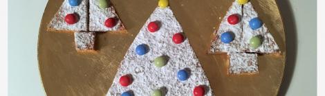 Recette Facile: Le Gâteau Sapin de Noël (Tutoriel Vidéo)